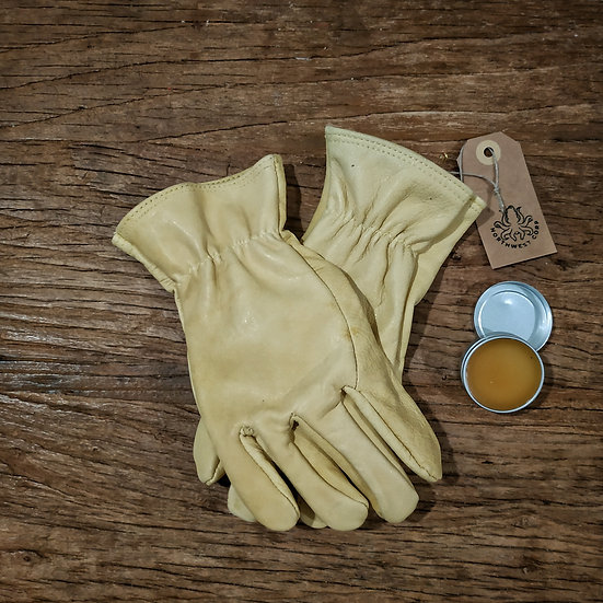 NCR Yellow gloves
