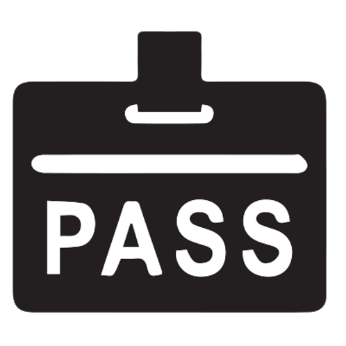 6 MONTH PASS (In town) / Passe 6 mois (en ville)