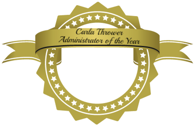 Thrower Administrator of the Year