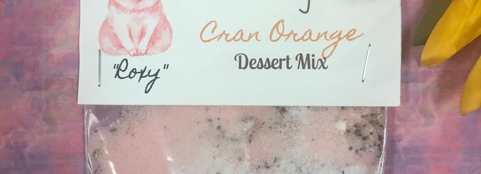 Carn Orange Dessert Mix