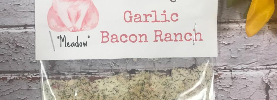 Garlic Bacon Ranch Dip