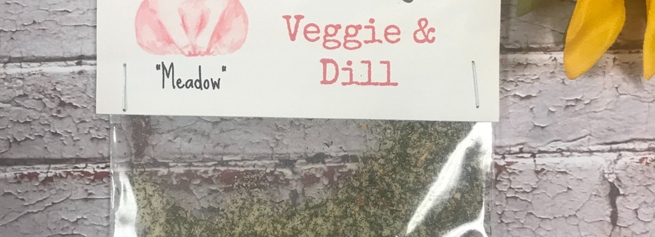 Veggie and Dill Dip