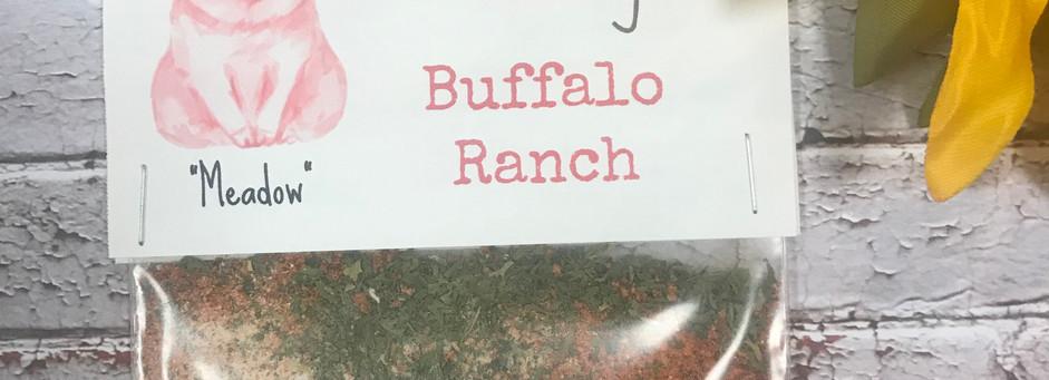 Buffalo Ranch Dip