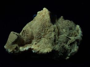 From a Belgian karst region: calcite