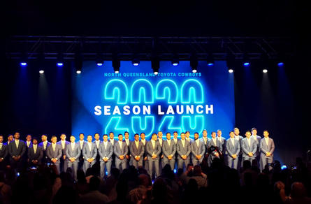 Cowboys Season Launch 2020