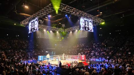 All Stars NRL Fight Night 2021