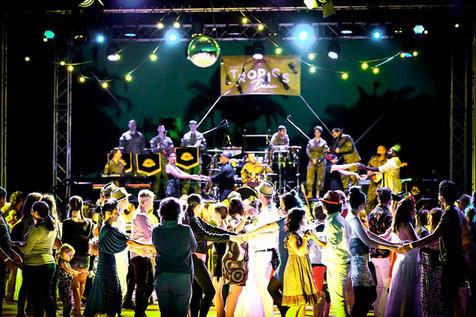 Dance Tropics Dance 2019