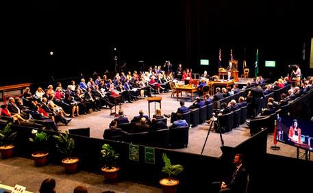 North Queensland Regional Parliament Sitting 2019