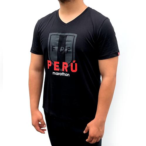 Camiseta FPF - Negro