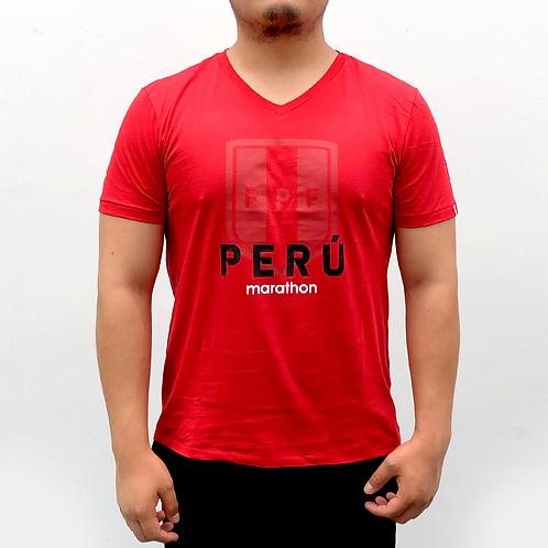 Camiseta FPF - Rojo