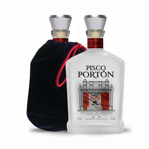 """Pisco Portón Edición Especial """"Contigo Perú"""""""