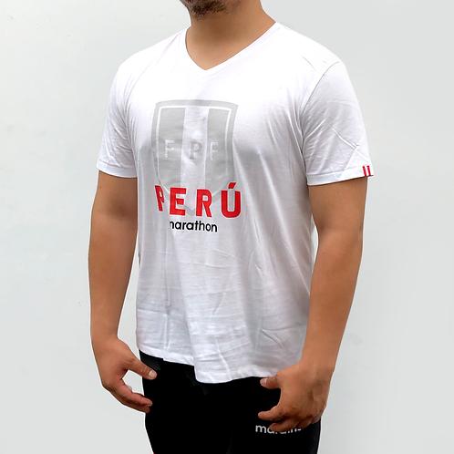 Camiseta FPF - Blanco