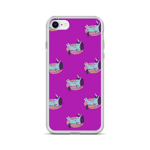 Life Is Good Pink iPhone Case