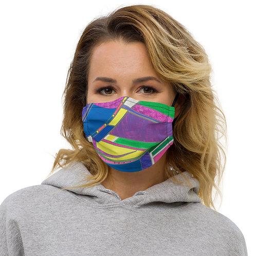 90s Seizure Premium face mask