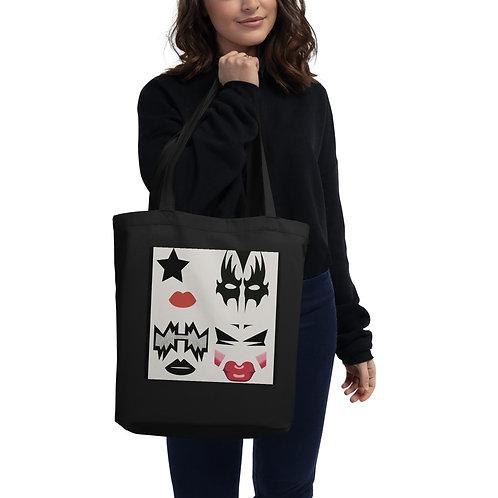 Kiss This Kitty Girl Eco Tote Bag