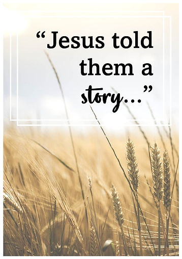 Stories by Jesus - June-July Filler - Po
