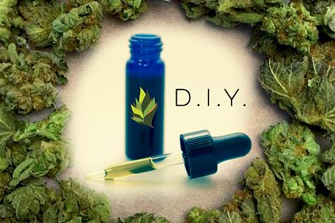 DIY: Strain Specific Tinctures   Positive Energy Cannabis Dispensary