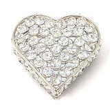 Ringebox Herz Diamond