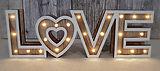 Love mit Licht