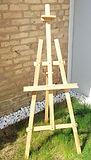 Staffelei Holz