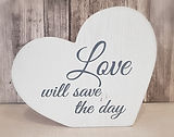 Herz _Love will save...._