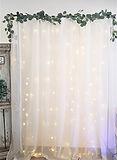 Lichtervorhang mit Eukalyptus mieten.jpg