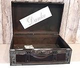 Geldgeschenkekoffer Vintage