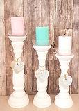 Vintage Kerzenhalter
