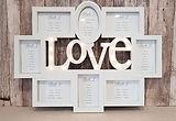 Tischplan _Love_ mit Licht