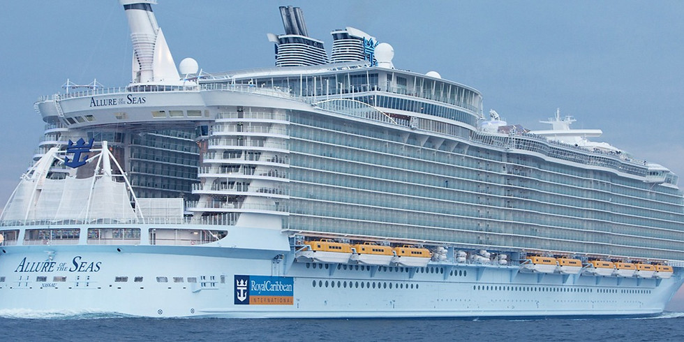 CPC Allure of the Seas Cruise!