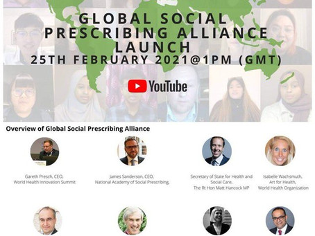 """PRESS RELEASE.""""Delivering a social revolution in health and wellbeing"""""""