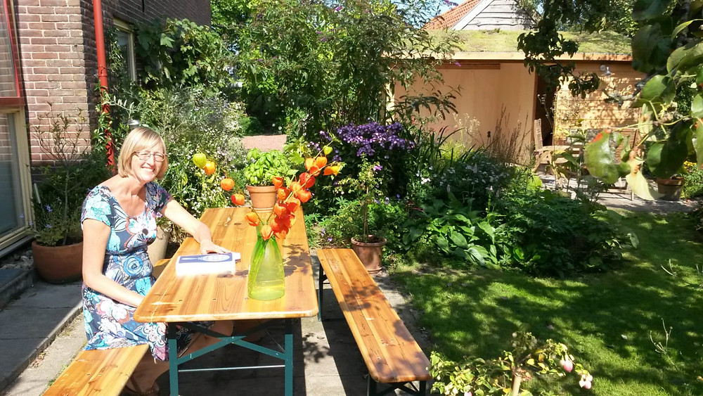 Tuin van Ans Breetveld