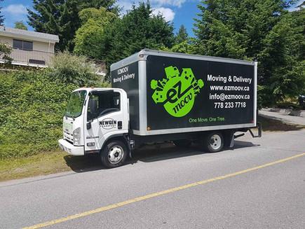 EZMOOV - Vancouver - Nanaimo - Vancouver Island