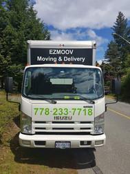 EZMOOV - Vancouver - Nanaimo - Vancouver Island Move