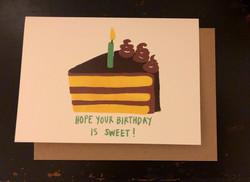 CAKE SLICE (IVORY)