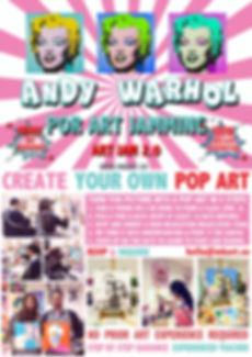 Andy Warhol_Pop Art Jamming_Nov2018_1S.j