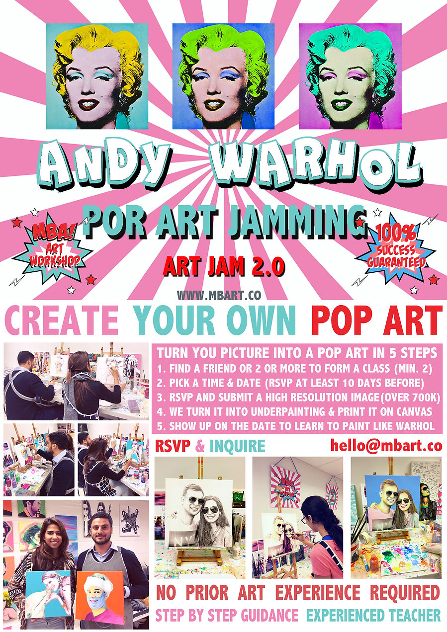 Andy Warhol_Pop Art Jamming_Nov2018_1S.j