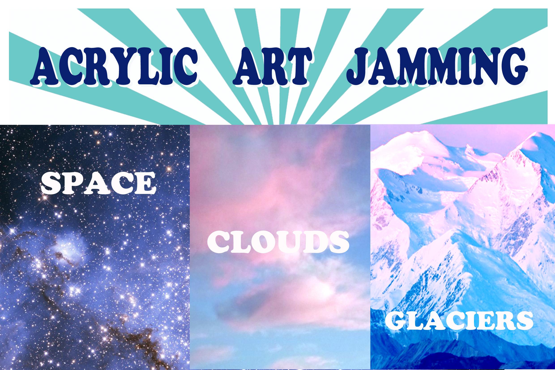 ACRYLIC ART JAMMING