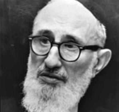 Joseph B. Soloveitchik 1931 - 1967