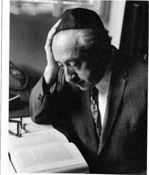 Eliezer Berkovitz 1908 - 1992