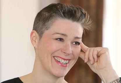 Rebecca Lodge Birkebaek Public Speaking Coach