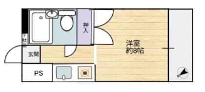 寝屋川市(最寄り駅:京阪本線「香里園」)賃貸募集