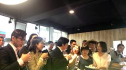 自然食尚受邀參加行政院社會創新實驗中心開幕