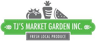 TJ's Market Garden Logo