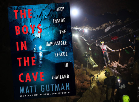 AGS News AGS Roles in Thai Cave Rescue