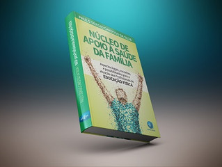 Concorra a 5 livros sobre Profissionais de Educação Física nos NASF!!