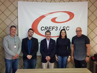 Comissão de Qualidade de Vida e Saúde do CREF3/SC