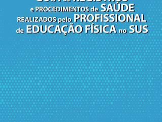 Publicado Guia destinado aos profissionais de Educação Física do SUS