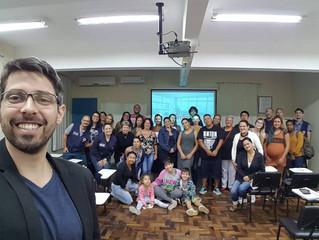 Curso Básico de Saúde Pública para população de Floripa!