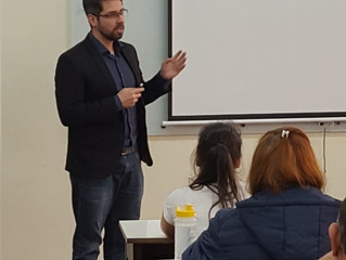 Workshop sobre Educação Interprofissional na UnC